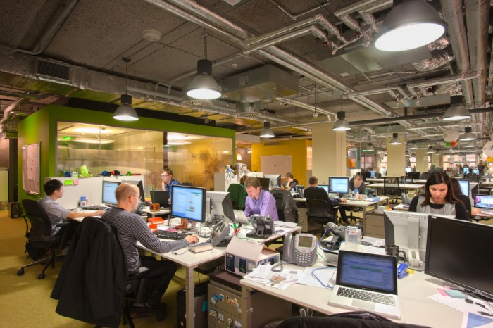 Офис Google в Москве, Youtube блогеры и правильное