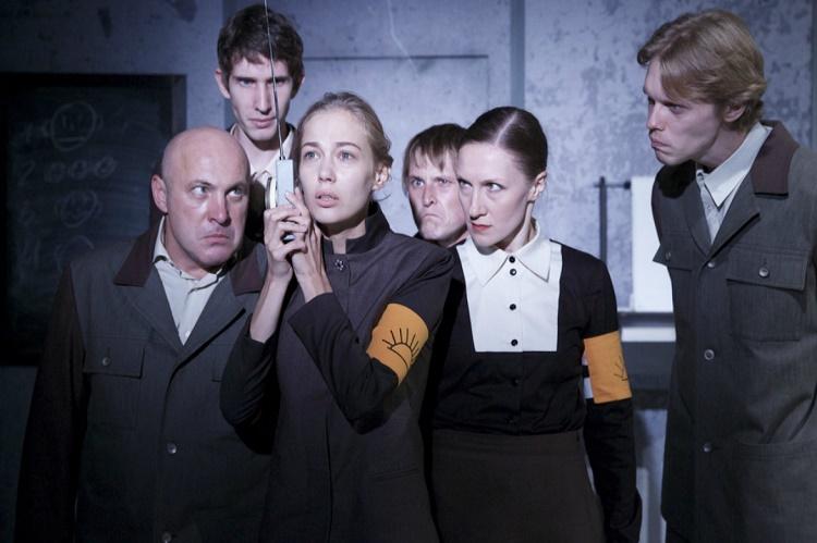 Актриса Воронежского Камерного театра Екатерина Савченко