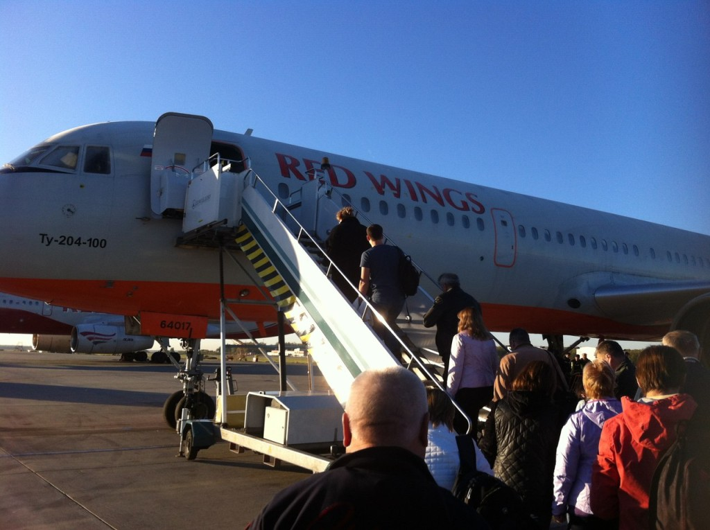 Полет на Форумулу 1 в Сочи прошел славно