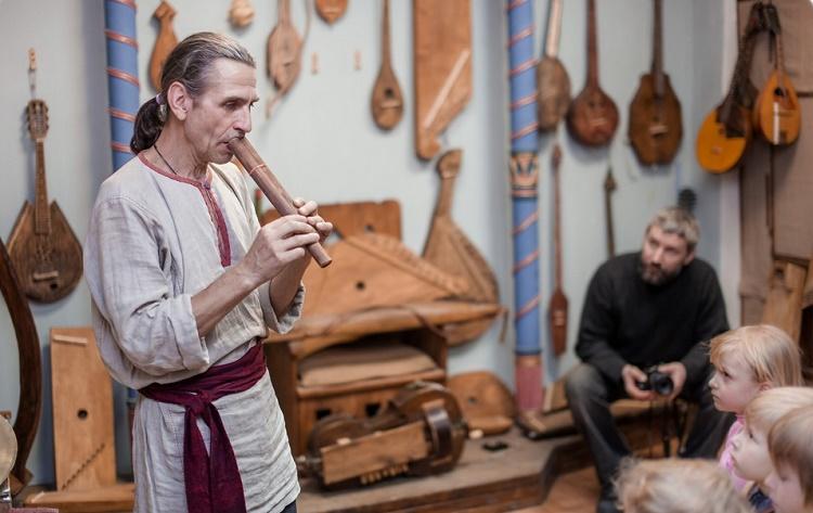 В воронежском Музее забытой музыки побывать нужно обязательно