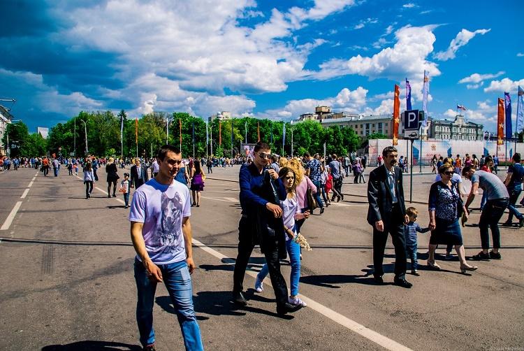 День Победы Воронеж