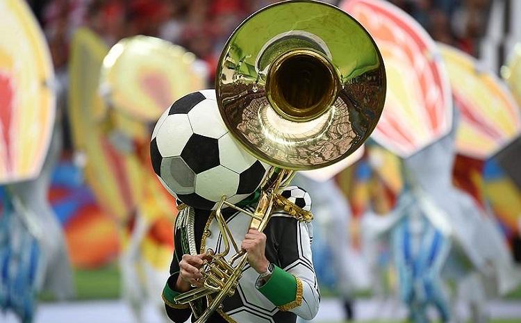 Футбол на Усадьбе Jazz