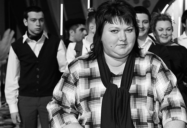 Анна Стороженко