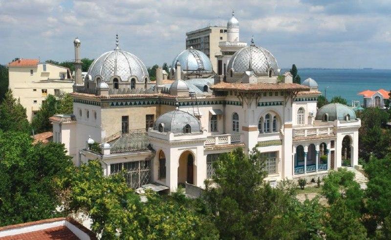 Сразу видно, что дворец Иосиф Стамболи строил для любимого человека