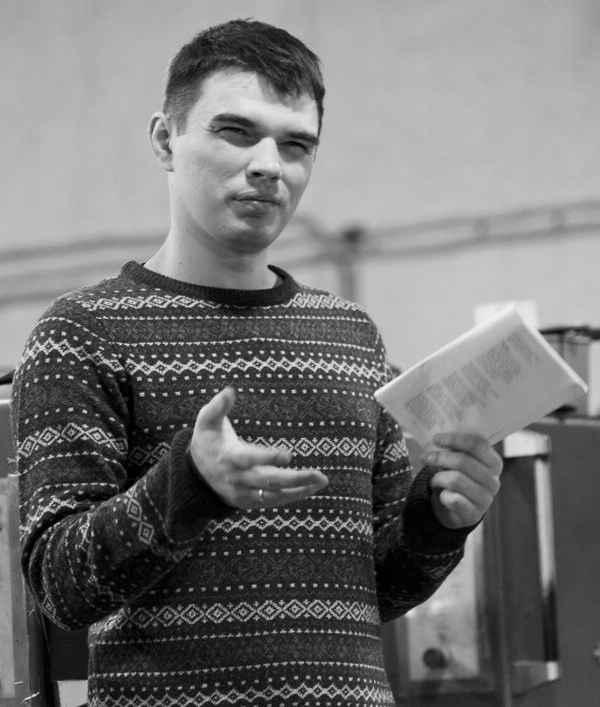 Алексей Ряскин